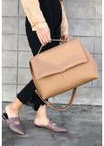 Goddess Ayana Beige Bag